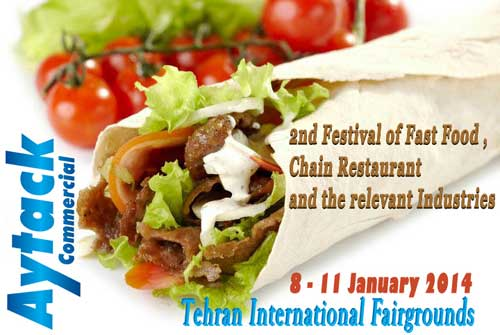2nd Festival Of Fast Food 2014