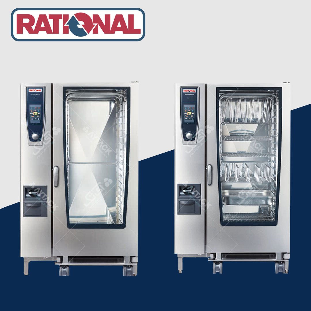 Rational | SelfCookingCenter® Model 202